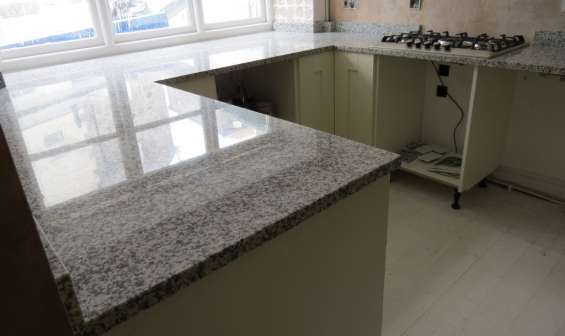 Bianco sardo granite kitchen worktops london | granite sale