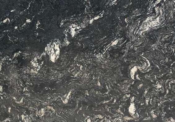 Cosmic black es granite kitchen worktops at lowest price