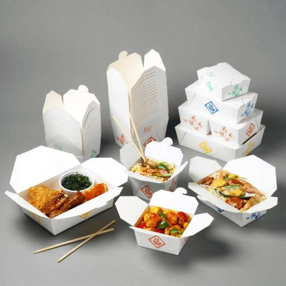 Get chinese food boxes in bulk within minimal price...