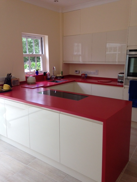 Red starlight quartz | buy red quartz for your kitchen at low cost