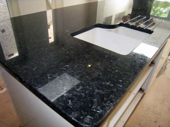 Angola black granite | top quality kitchen worktop at cheap price