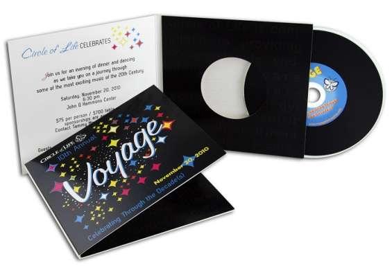 Customized cd jackets or custom printed cd sleeves