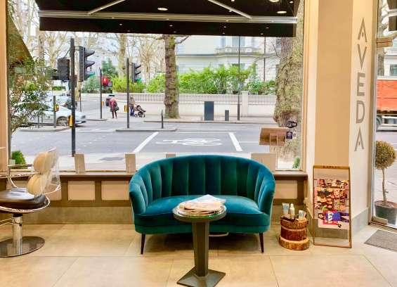 Best aveda salon in london!