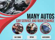 Get Your Car Parts Repaired at an Affordable Price in UK