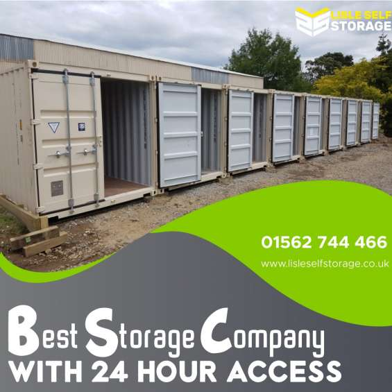 Best self storage units in birmingham