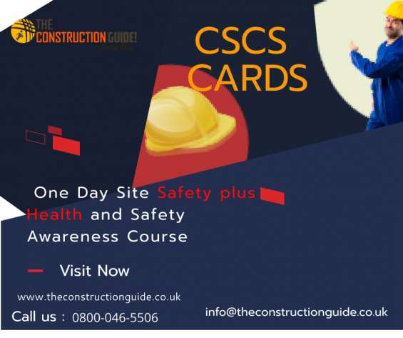 One day health and safety awareness course. helpline no-08000465506